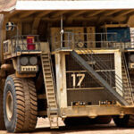 Mina de cobre Ray de la empresa ASARCO